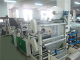 Duas linhas de solda lateral OPP Bag Making Machinery