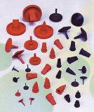 Valvola personalizzata dell'ombrello della gomma di silicone