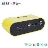 Lautsprecher springen Starter, nachladbare Batterie, Superenergien-Bank für 12V