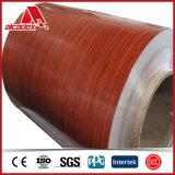 bobine en bois des graines de l'aluminium 1100 3003