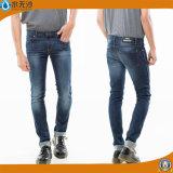 Кальсоны джинсовой ткани джинсыов джинсовой ткани людей способа OEM фабрики основные тощие