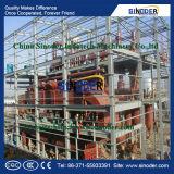 トウモロコシOil Processing Plant/Rice Bran Oil Extraction Machine、SesameまたはSoybean Oil Mill Plant