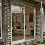 La plus défunte porte de garantie en verre Tempered de modèle pour résidentiel (FT-D80)
