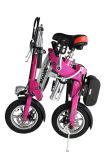 Bicicleta de dobramento elétrica personalizada de duas rodas