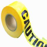 Nastro protettivo di avvertenza del PVC per le zone pericolose di avvertimento