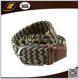 Jacquardwebstuhl-elastischer Polyester-Material-Riemen mit kundenspezifischem Marken-Firmenzeichen