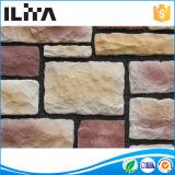 壁のクラッディング(YLD-71020)のためのスタック石造りの人工的な石
