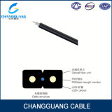 Cintrer-Type chaud câble de Gjxh FTTH de ventes de fibre de baisse