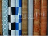 Étage de vinyle de feuille de vinyle de PVC avec Rolls