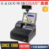 小さい小売店の金銭登録機のアクセサリの黒い金銭登録機のための最もよいPOSシステム