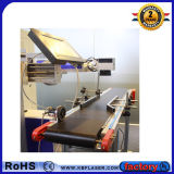 Machine bleue de borne de laser du CO2 10W pour le plastique