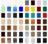 Weiße Farben-Hitzebeständigkeit-Toiletten-Zelle mit Nylonzubehör