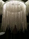 새로운 Nickel Chain Chandelier Pendant Lighting (ka200)