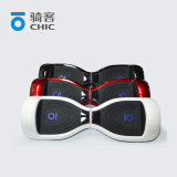 APP와의 빨간 Electric Two Wheel Self Balance Hoverboard