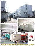 Yuyao manufactura de plástico 24 410 Crimp bomba de spray de botella
