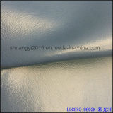 靴袋のための多彩な輝いた表面1.2mm Microfiber革PU