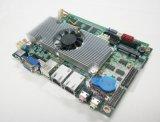 DC 12Vの入力DDR3 1066が付いているIntel原子D525の内蔵産業マザーボードはPOS、ATMのキオスクのためにサポートした