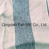 Garn gefärbtes Leinen/Baumwollgewebe für Hometextile (QF16-2498)