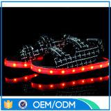 2016 pattini del sandalo della piattaforma LED di modo