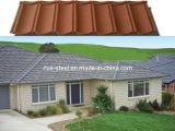 Tuiles Pierre-Enduites de tuiles de toit en métal de couleur/toit en métal