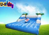 Big Inflatable Wave Mechanical Surfboard для парка развлечений