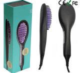 Escova do Straightener do cabelo da ferramenta do salão de beleza do cabelo de Beaty