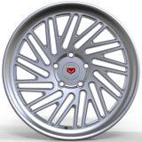 Roda de alumínio de roda de liga de carro