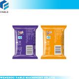 Embalagem de bolsa de pó de alta velocidade com PLC