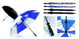 62 pollici di ombrello scaricato manuale di golf