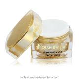 Qianbaijia Reafirmante elástico máscara facial cosmética (50 g)