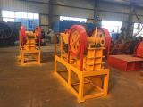 SteinCrushing Plant, Jaw Crusher mit Support
