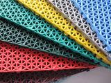 شبكة نوع كرة الطائرة قراميد, تضمينيّ [فولّبلّ كورت] أرضية, أرضية بلاستيكيّة ([فولّبلّ-] [غلد/] [سلفر/] برونز)
