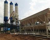 アルジェリアのためのHzs35 Low Cost Mini Concrete Mixing Plant