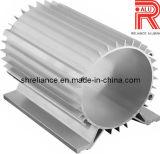 Profils en aluminium/en aluminium d'extrusion pour le corps de cylindre