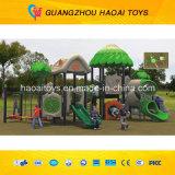 Équipement de cour de jeu d'arrière-cour de bonne qualité pour les enfants (A-15009)