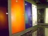 家具のための光沢度の高いMDFパネル/ペットMDFのボード/紫外線MDF