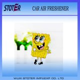 Ambientadores de aire de papel personalizados del coche