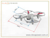 transmisor teledirigido de 2.4G 4CH Quadcopter 5.8GHz