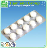 Thermoformingおよび薬剤のパッキングのための極度の白PVC堅いフィルム