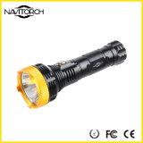 알루미늄 재충전용 3W Osnam LED 장거리 토치 (NK-2664)