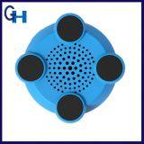 最もよい昇進のギフトのロゴ、ポータブル、無線電信、小型特殊機構および実行中のタイプ音楽無線小型Bluetoothのスピーカー