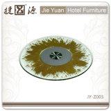工場価格のホテルの家具の透過4インチ不精なスーザン(JY-Z008)
