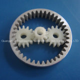 제조 Machined 또는 Injected Nylon PA66 Gear Wheel