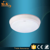 Luces de techo redondas/cuadradas de interior de la lámpara 240V del LED