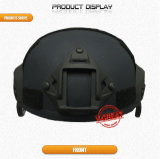 軍のMich 2001の弾道ヘルメットかAramidの防弾ヘルメットV50=683m/S