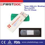 Sussidio di fascia adesivo su ordinazione e progettato della fasciatura dell'intonaco/fumetto della ferita/fumetto