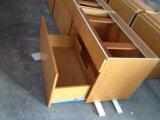 Portas de armários de madeira do armário de Furntiure da cozinha