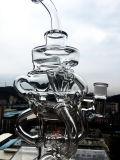 De in het groot Waterpijp van het Glas van het Blik van de Olie met de Prijs van de Fabriek