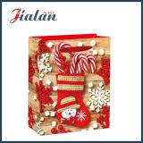 2016 новая конструкция - подарка покупкы руки рождества мешок выдвиженческого бумажный