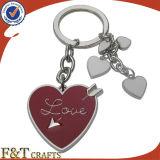Hotsale Großverkauf fertigt Keychain kundenspezifisch an (FTKC1057H)